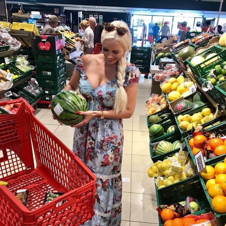 Daniela Katzenberger erzählt von ihren Brüsten