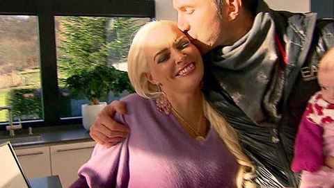 Daniela Katzenberger musste vor Lucas viele Frösche küssen