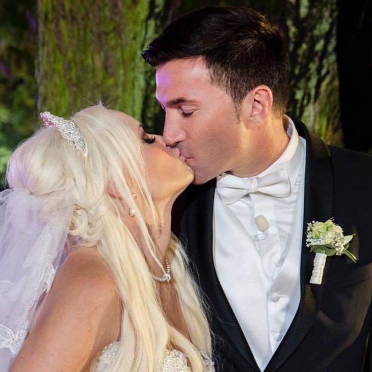 Ist Daniela Katzenberger gar nicht richtig verheiratet?