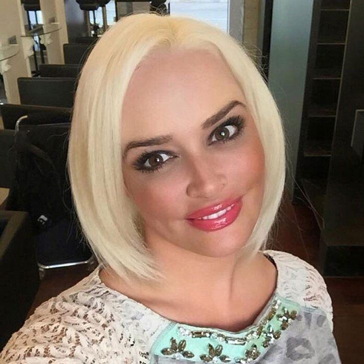 Daniela Katzenberger hat einen komplett neuen Look