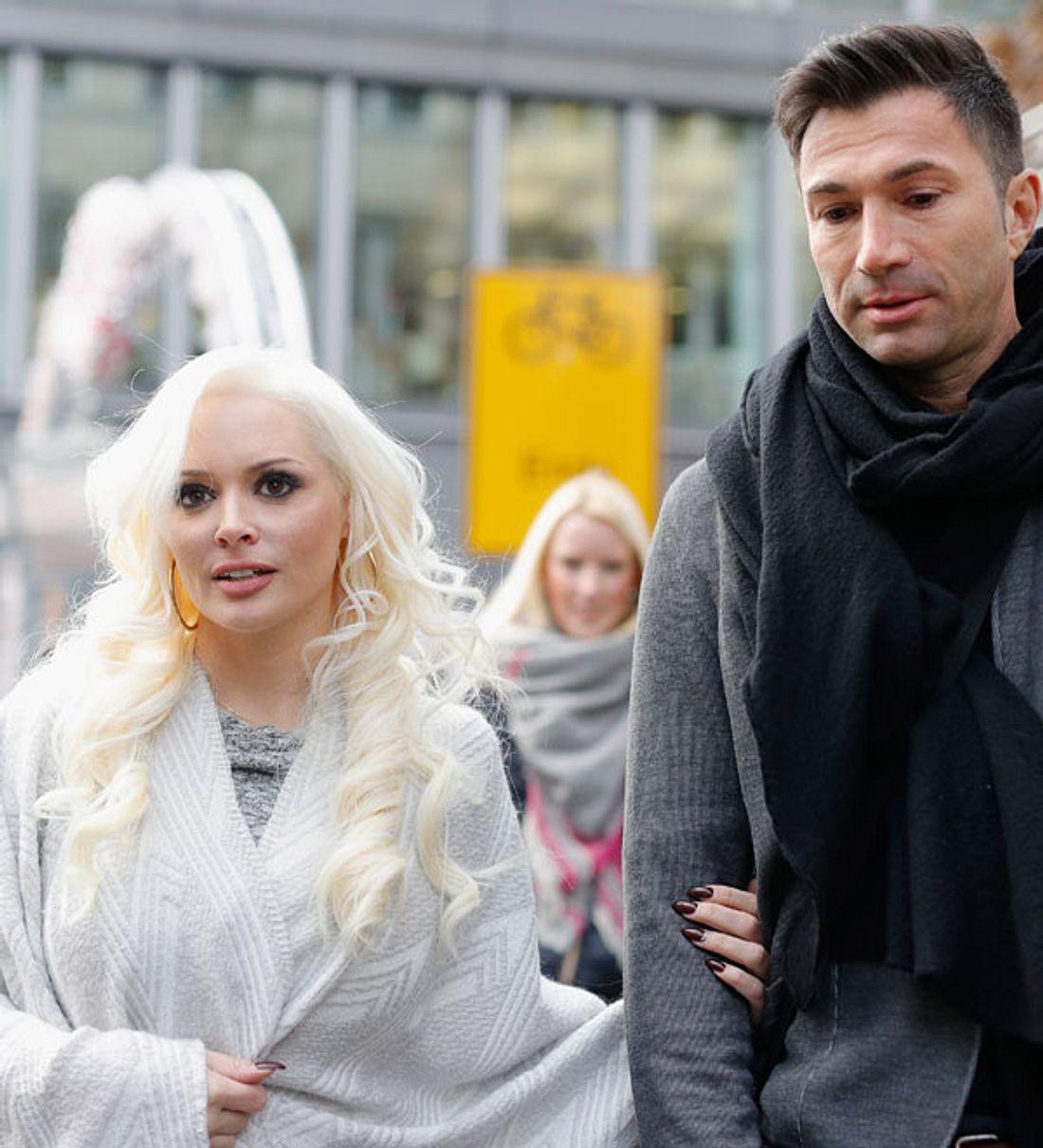 Daniela Katzenberger: Große Sorge um Ehemann Lucas! So schlecht geht es ihm wirklich