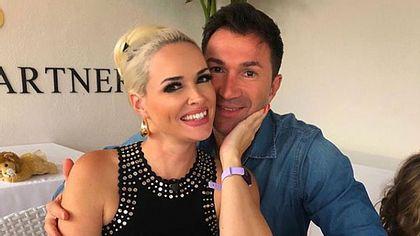 Daniela Katzenberger und Lucas Cordalis freuen sich über Familienzuwachs - Foto: Instagram/@lucascordalis