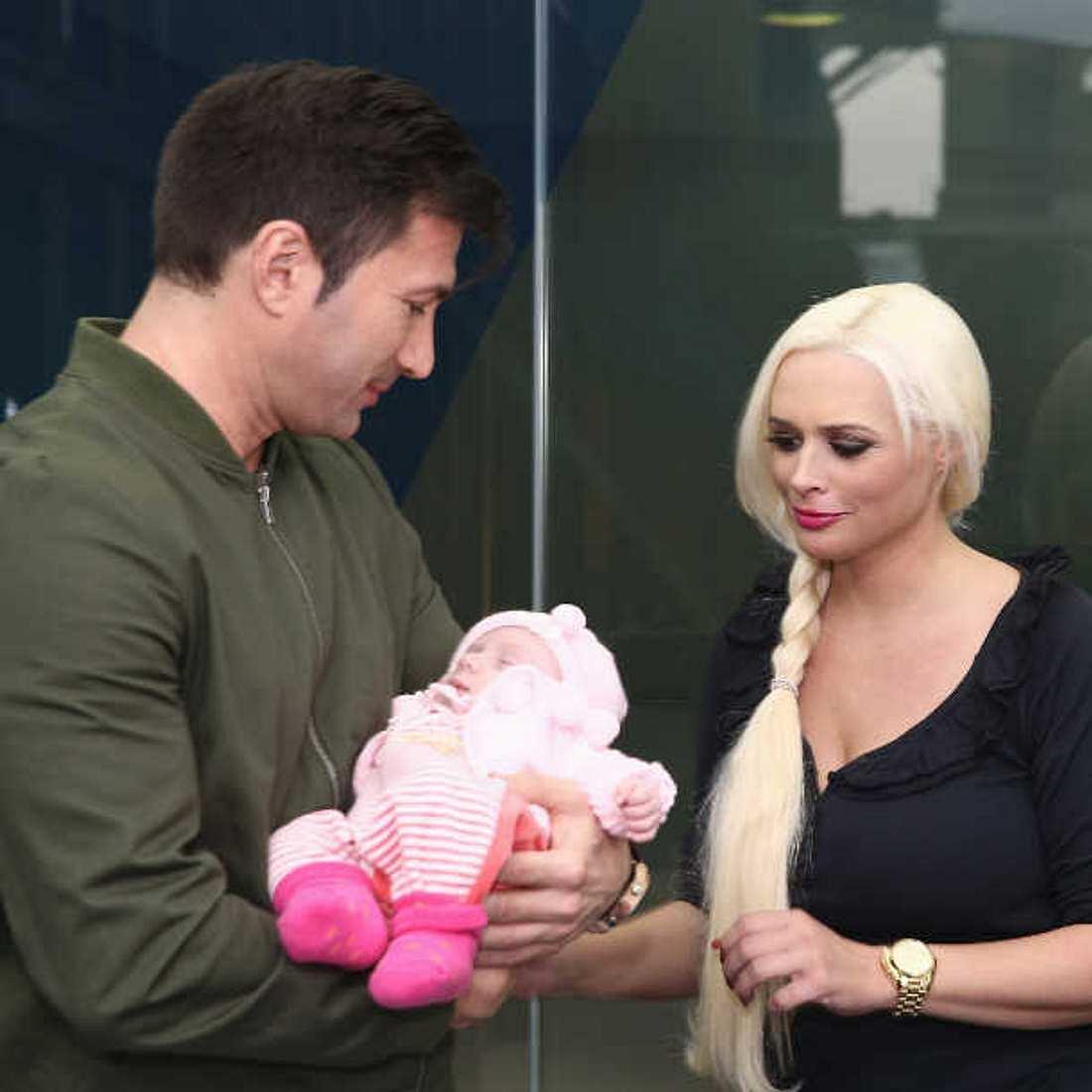 Daniela Katzenberger und Lucas Cordalis: Streit wegen Baby Sophia!