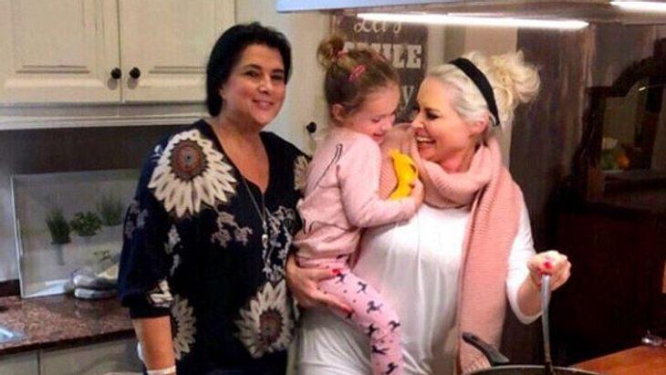 Daniela Katzenberger und ihre Mama Iris sind wieder vereint