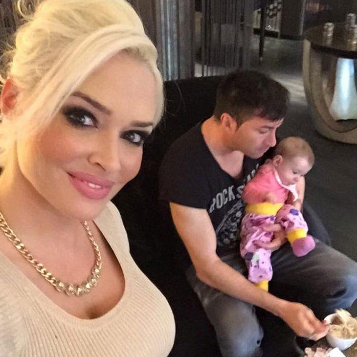 Daniela Katzenberger hat Angst um Tochter Sophia