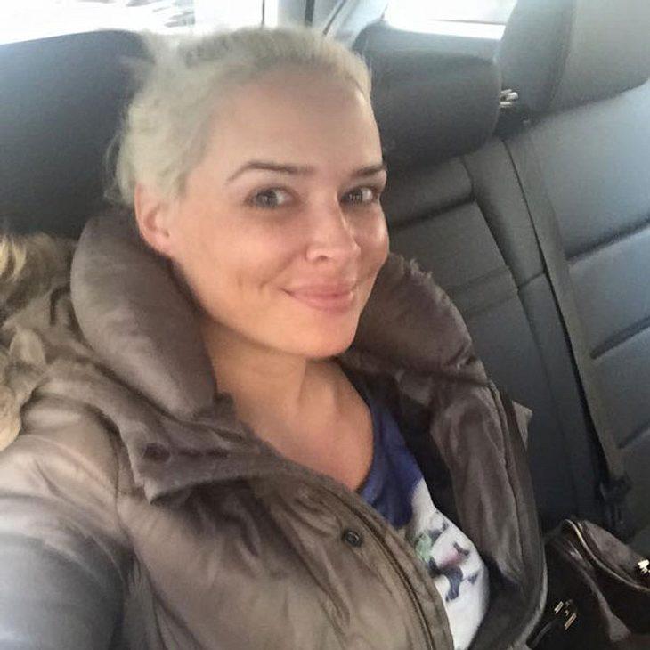 Daniela Katzenberger zeigt sich ungeschminkt