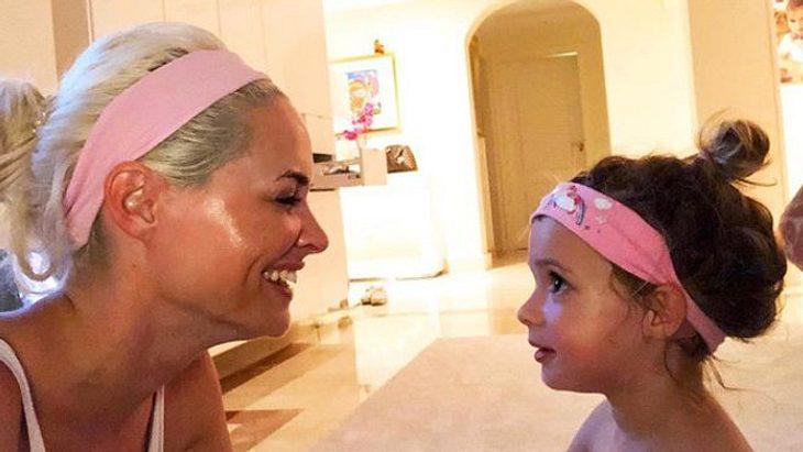 Daniela Katzenberger verrät ihren Baby-Trick