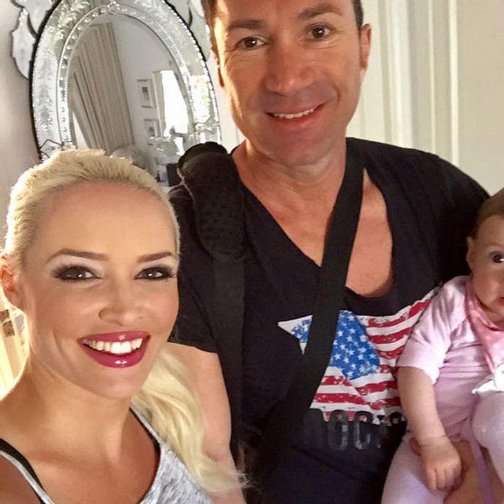 Daniela Katzenberger Lucas Cordalis Baby Sophia