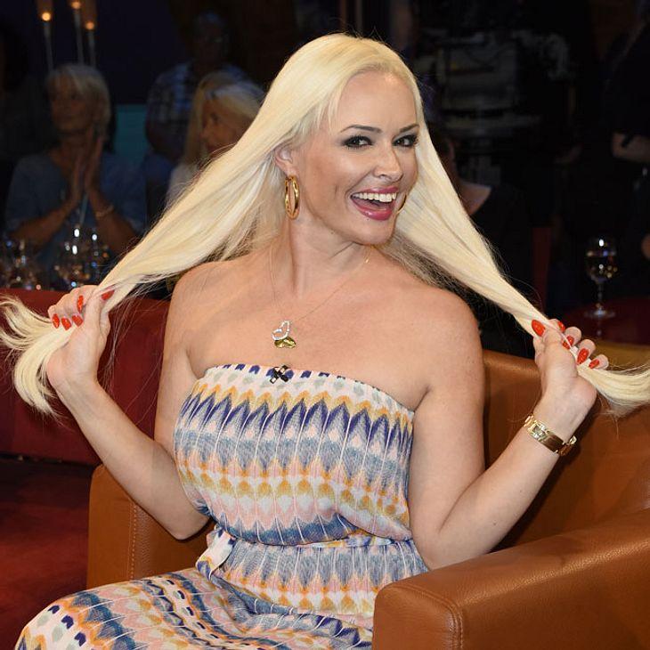 Daniela Katzenberger: Brunette?
