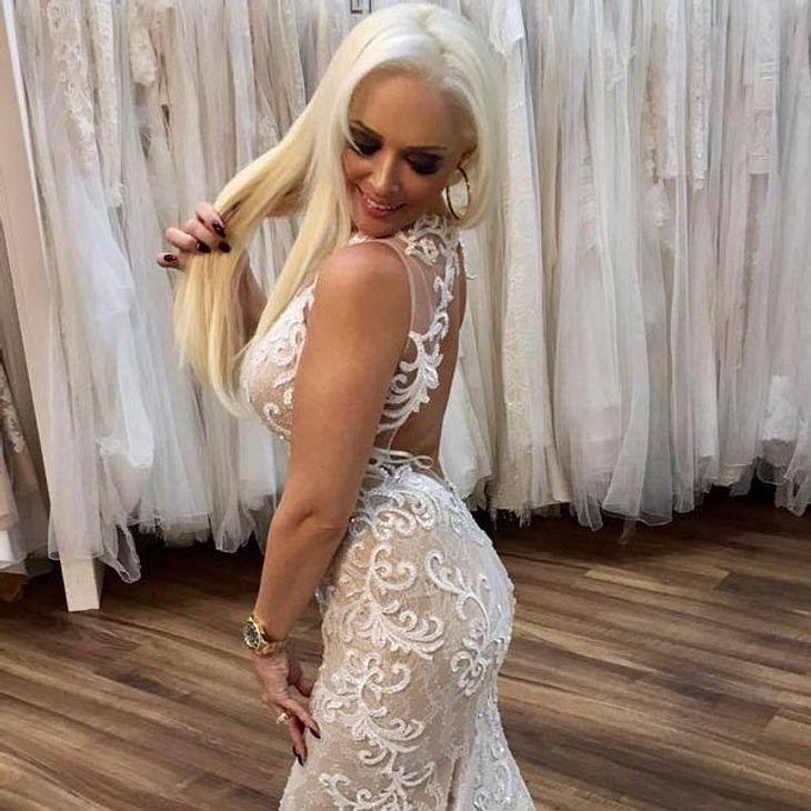 Kleid Daniela Katzenberger