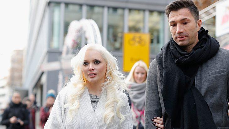 Daniela Katzenberger & Lucas Cordalis: Schlimmer Baby-Zoff!