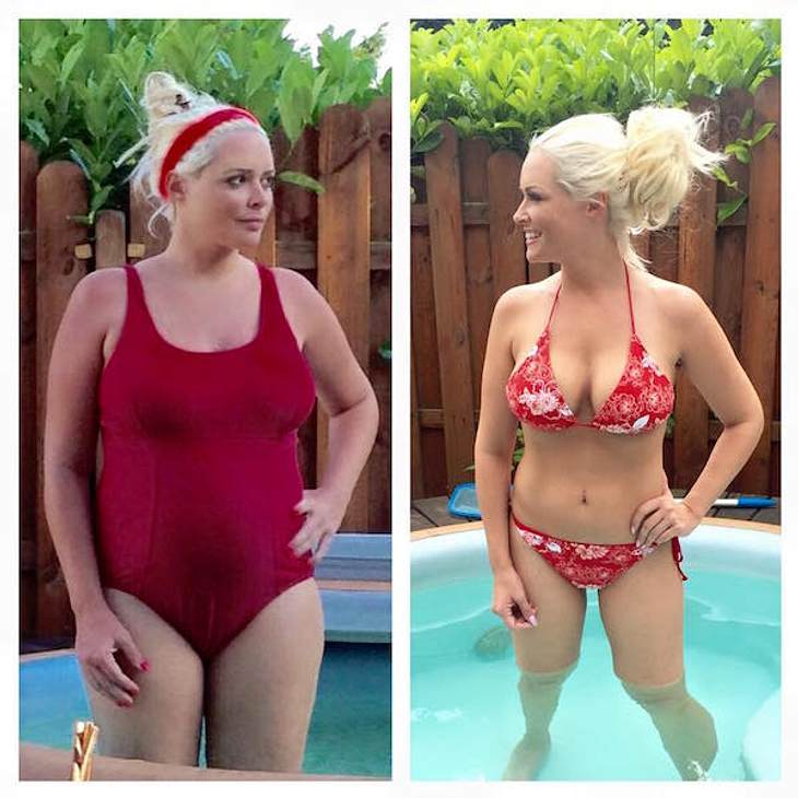 Daniela Katzenberger: Shitstorm nach Bikini-Foto