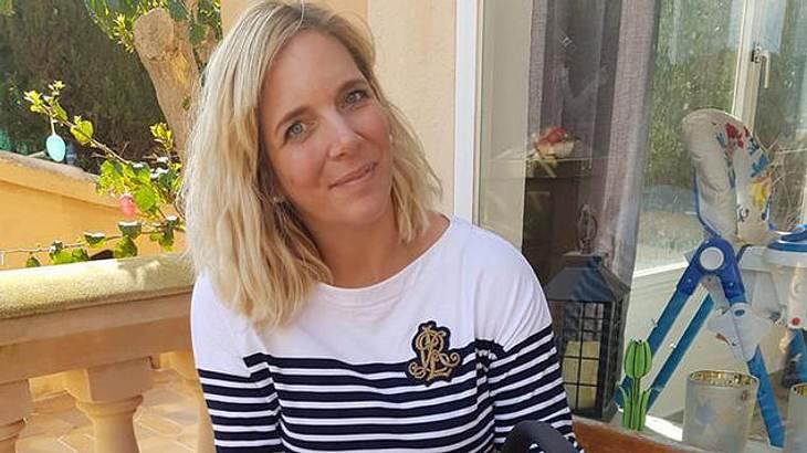 Daniela Büchner hat ein neues Tattoo