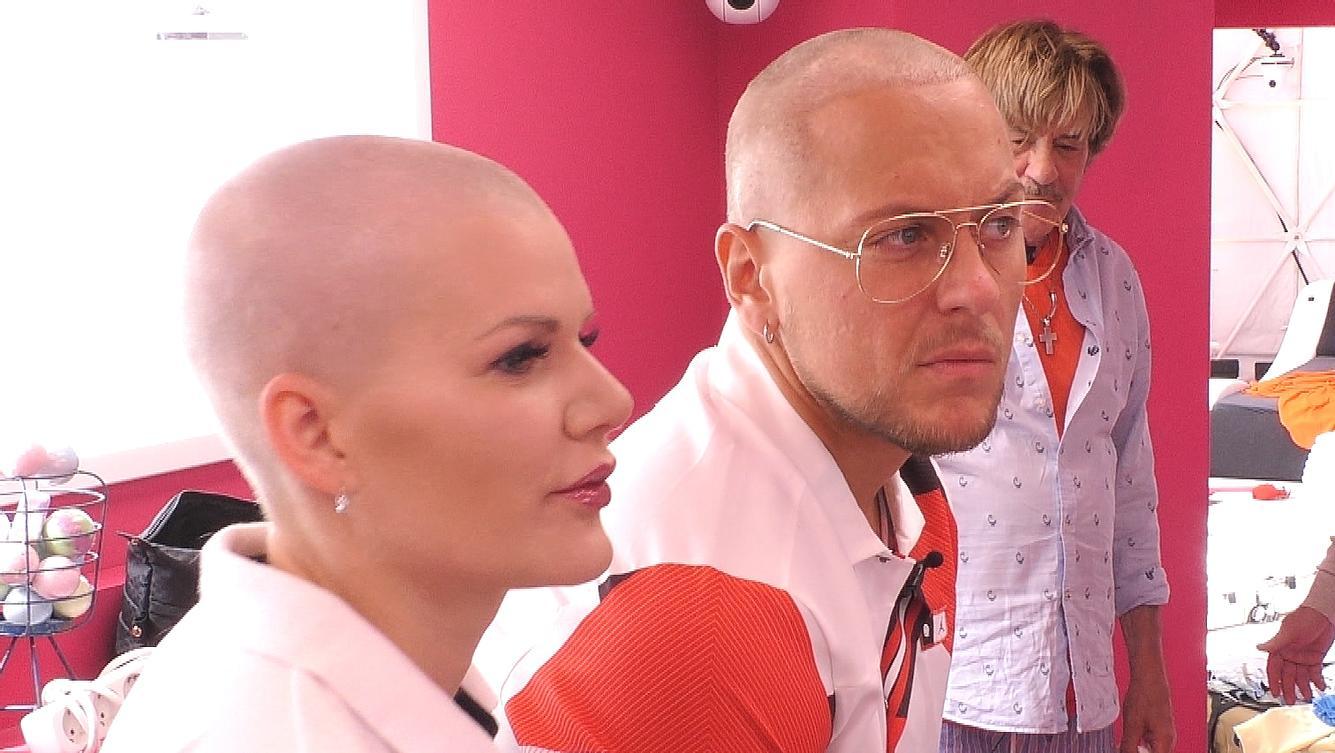 Danny Liedtke und Melanie Müller