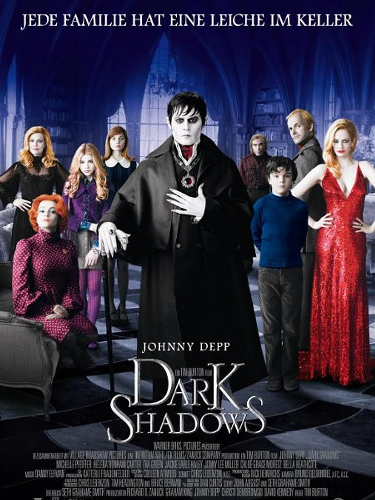 """Dark Shadows"" startet am 10. Mai 2012 in den Kinos"