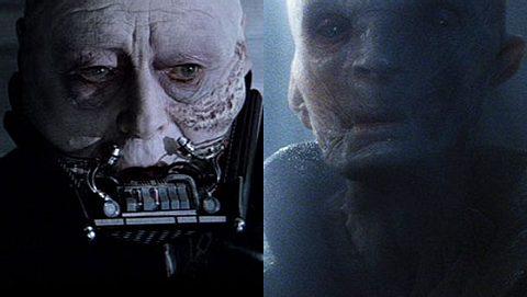 Ist Snoke Darth Vader? - Foto: Lucasfilm / Disney