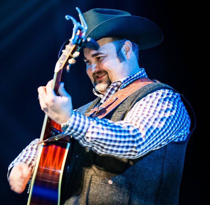 Country-Sänger Daryle Singletary ist tot