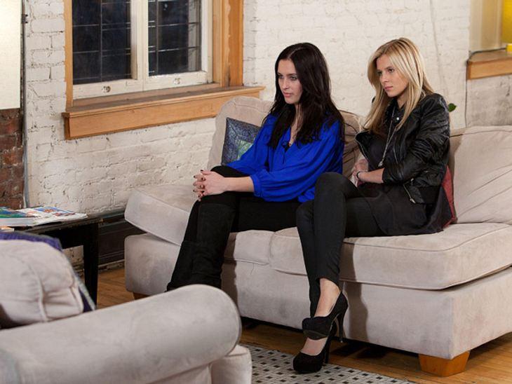 Spannung bis zum Schluss: Wer kommt weiter Paula Helen oder Samantha?