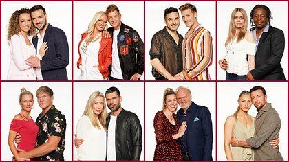 Sommerhaus der Stars Kandidaten - Foto: TVNOW/ Stefan Gregorowius