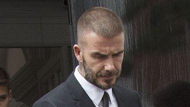 David Beckham - Foto: WENN