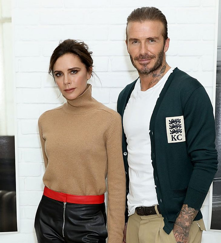David Beckham: Unerwartete Baby-News!
