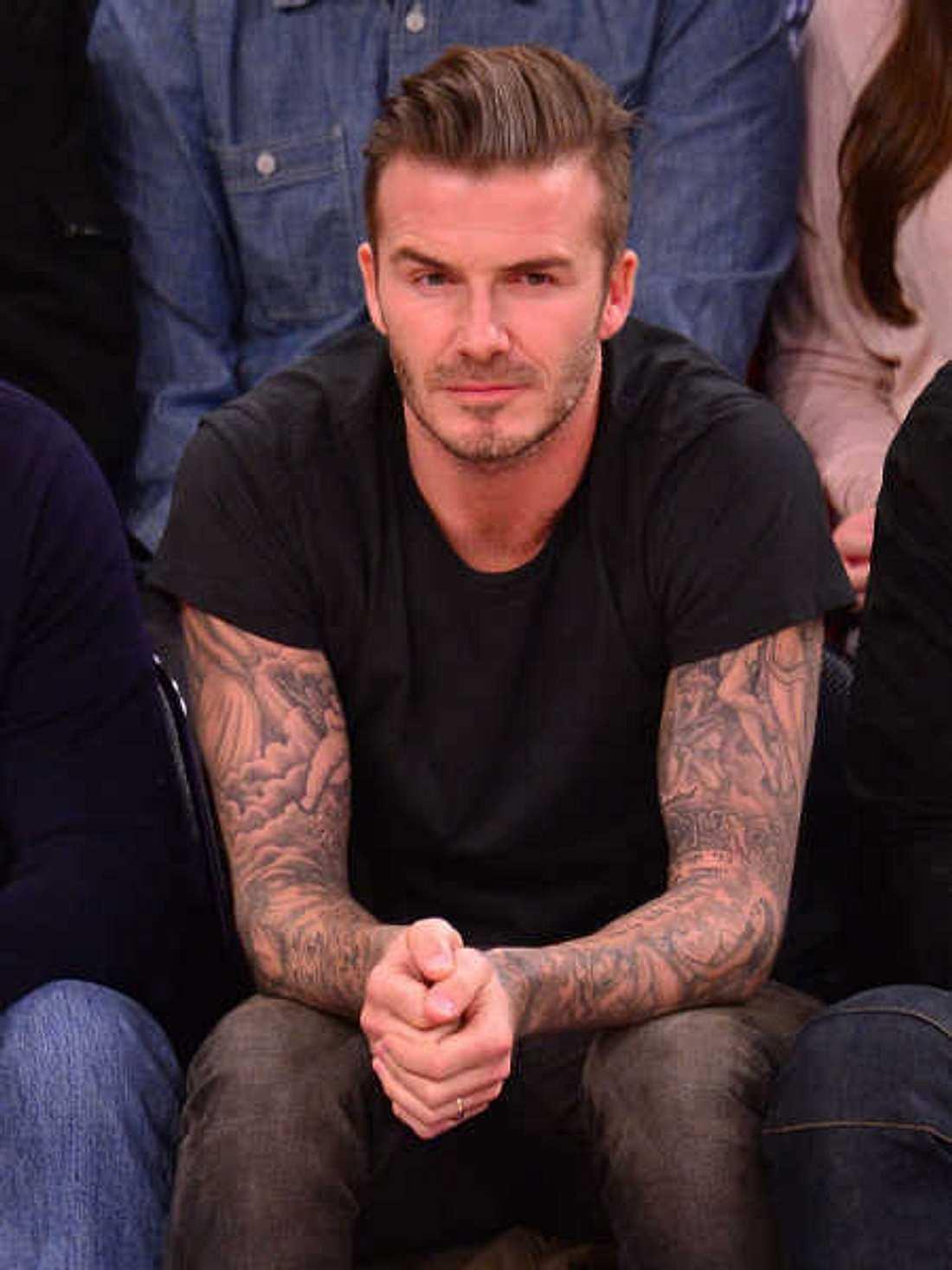 David Beckham: Undercover im Dschungelcamp!