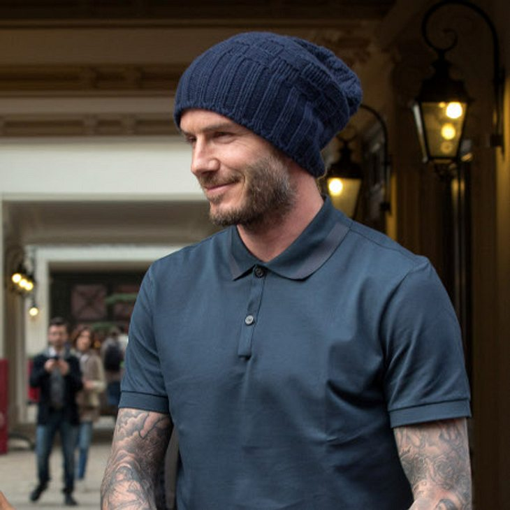 David Beckham macht Schluß mit Fußball