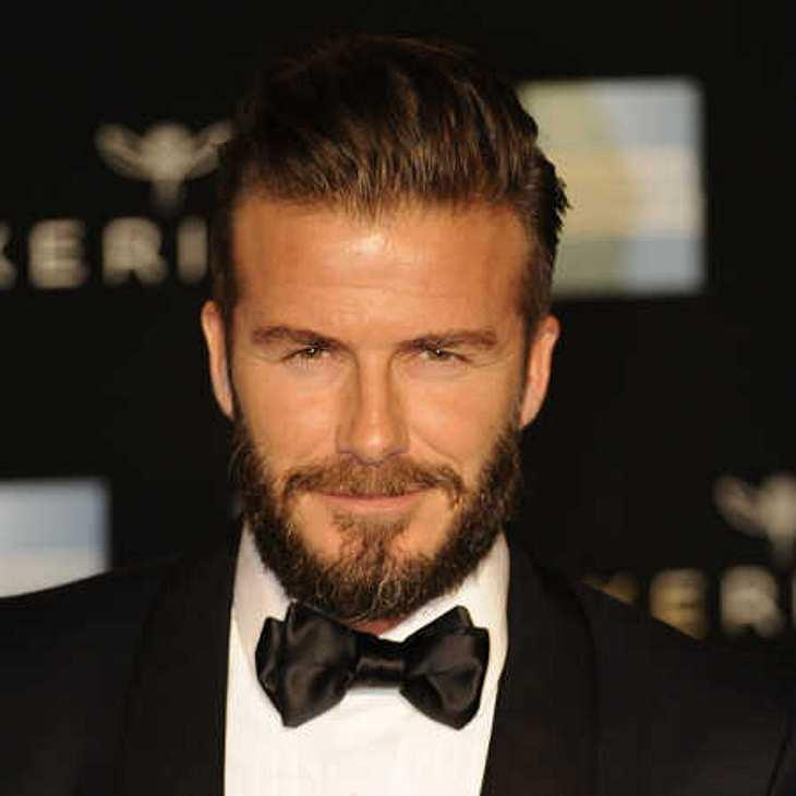 David Beckham: Zuckersüßer Liebesbeweis zum 16. Hochzeitstag!