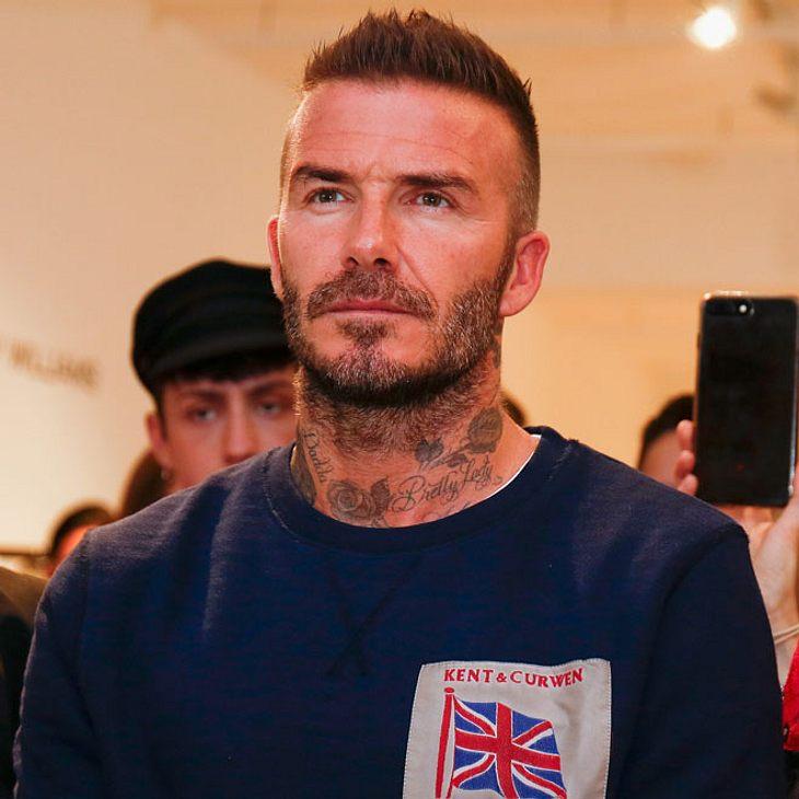 David Beckham: Liebes-Aus - Jetzt ist es offiziell!