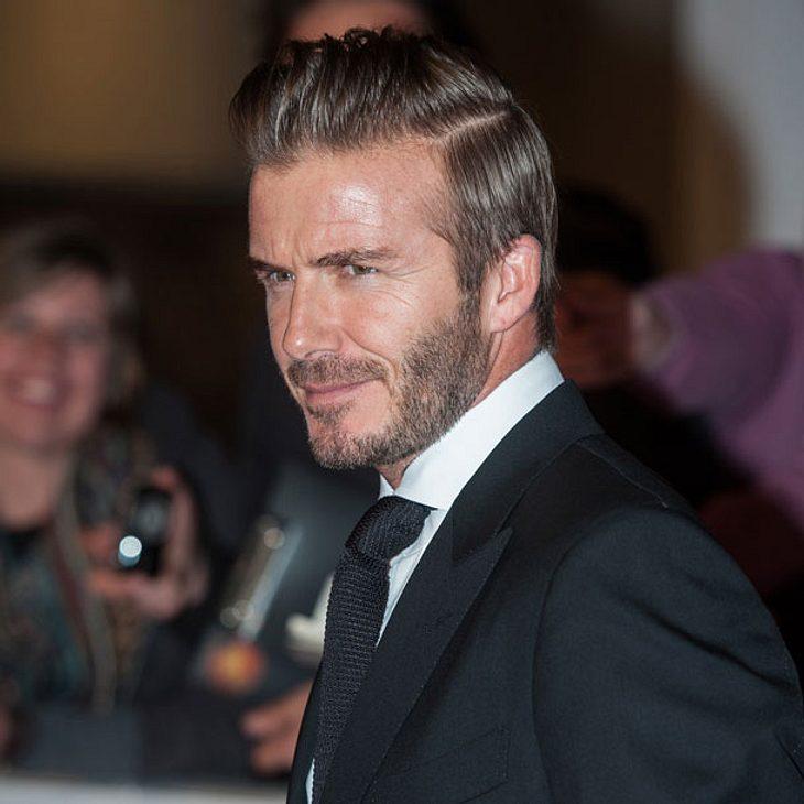 David Beckham ist Sexiest Man Alive 2015