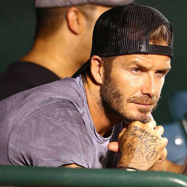 David Beckham trauert um schwerkranke Kirsty Howard!