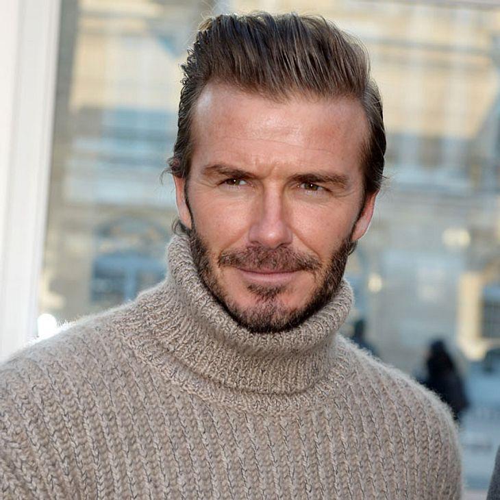 David Beckham: Skandal um gehackte Emails