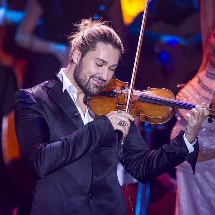 David Garrett: Schock-Diagnose!