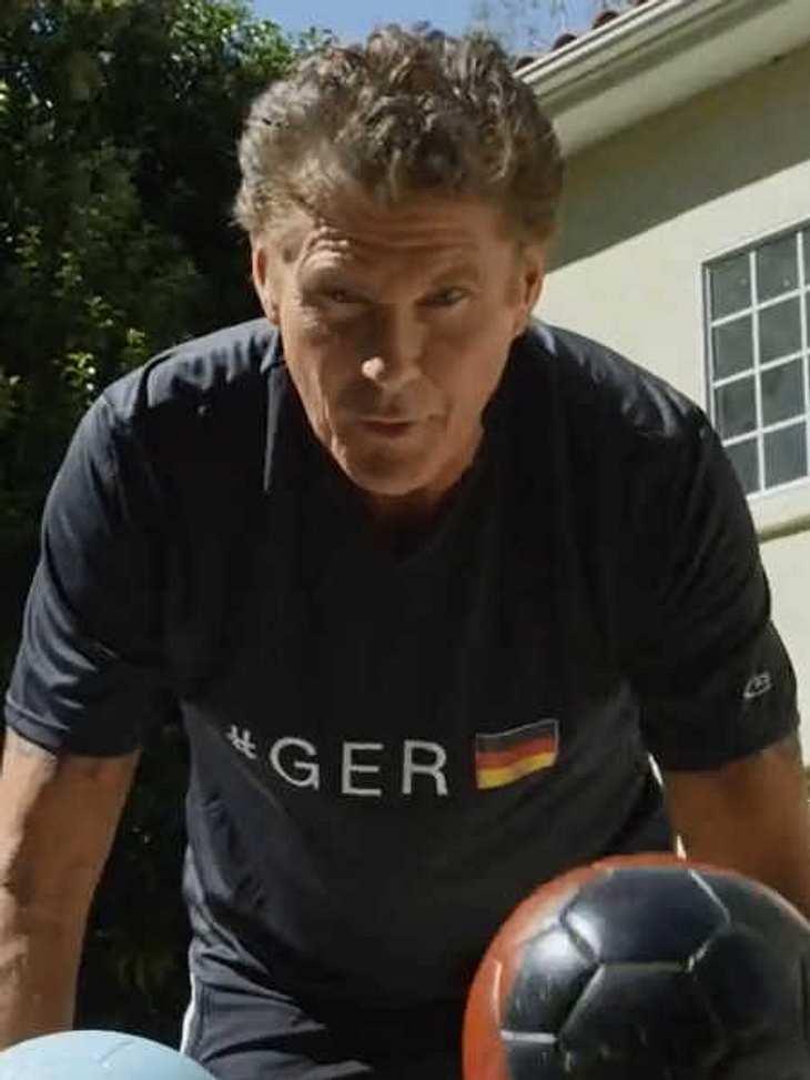 WM 2014: David Hasselhoff holt uns den Titel!