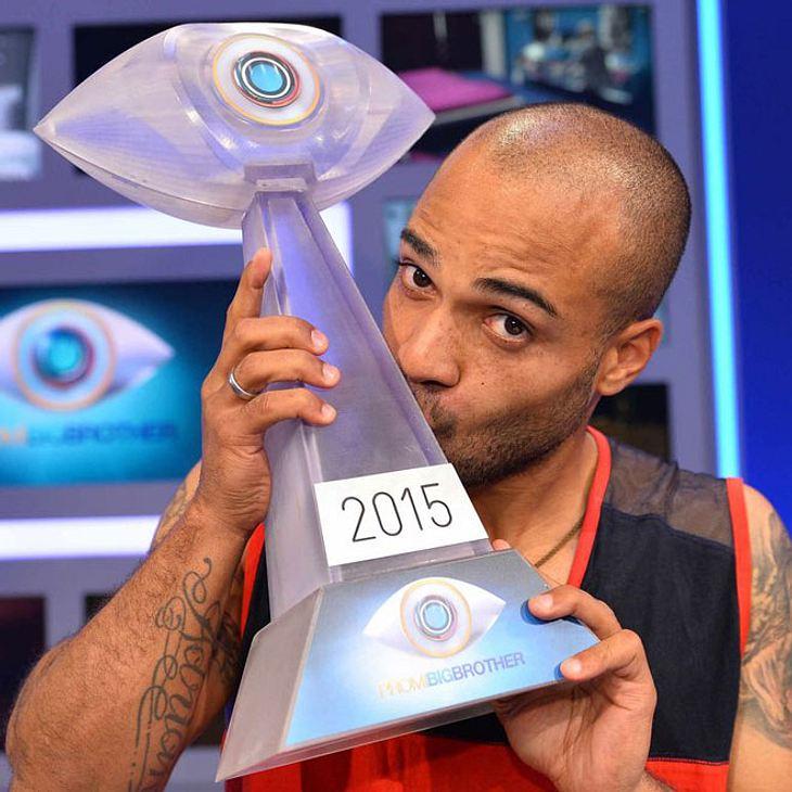 David Odonkor - Promi Big Brother Gewinner 2015