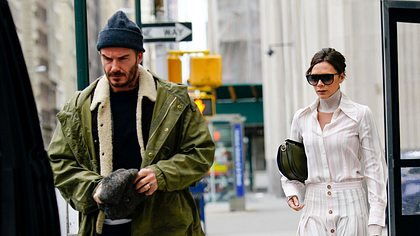 Victoria & David Beckham: Überraschende Baby-News! - Foto: Getty Images