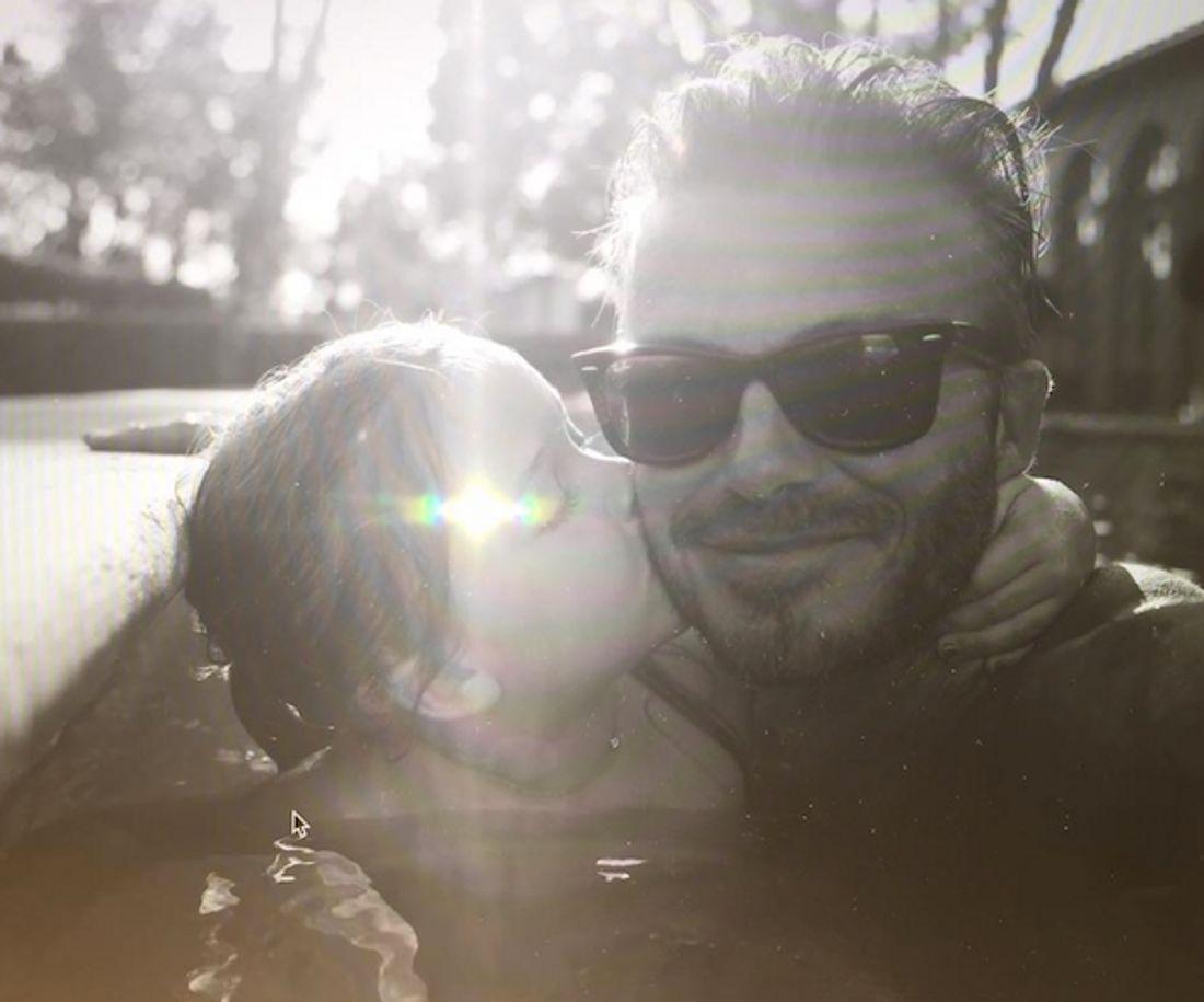 David Beckham: Süße Geburtstagsgrüße an Tochter Harper