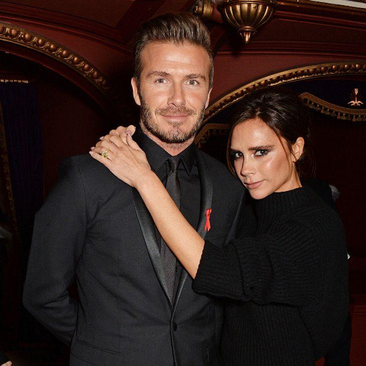 Victoria und David Beckham sind seit über 17 Jahren verheiratet