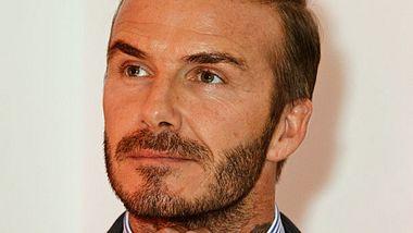David Beckham zeigt sein neues Tattoo