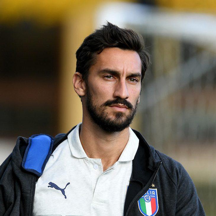 Davide Astori: Fußball-Star mit 31 Jahren verstorben