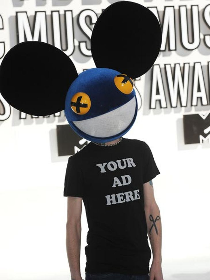 Mickey Mouse oder Deadmau5?