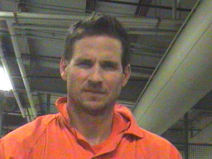 Dean Kelly im Gefängnis