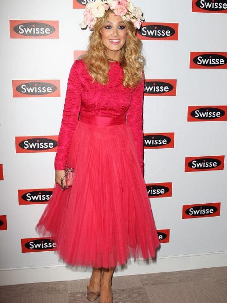 Klau den Look der Stars: Partykleider-SpecialDelta Goodrem: Rot geht eben immer!