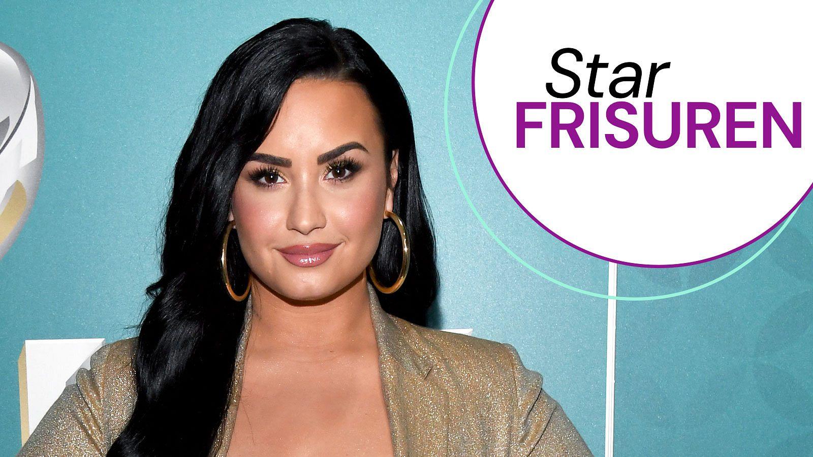 Demi Lovato: Neue Frisur! Sie überrascht mit einem frechen Pixie-Cut