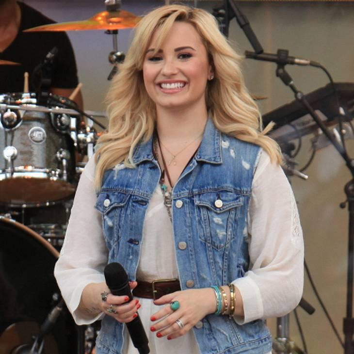 Demi Lovato hat große Pläne