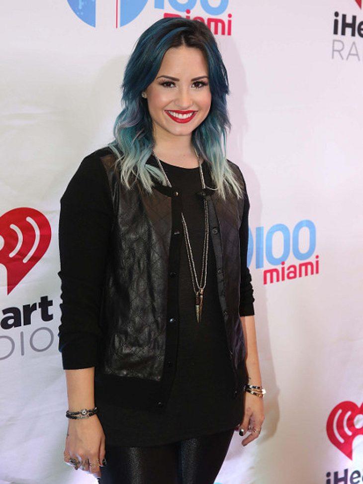 Demi Lovato: Tritt sie vor den Traualtar?