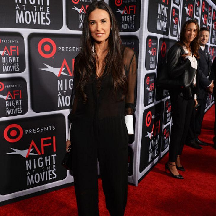 Demi Moore hat Streit mit ihrer Tochter