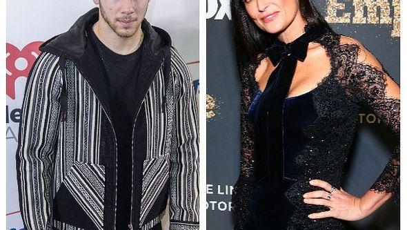 Demi Moore datet 30 Jahre jüngeren Nick Jonas - Foto: Getty Images