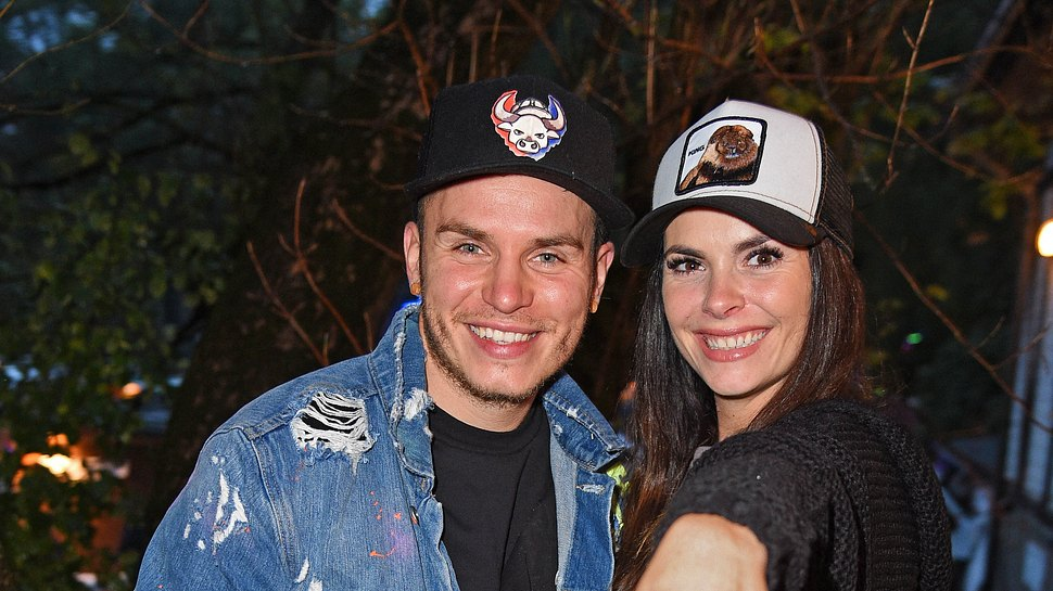 Denise Kappès und Henning Merten  - Foto: Getty Images
