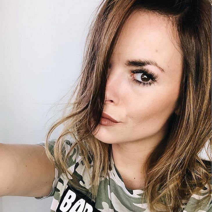 Denise Temlitz: Neue Haarfarbe vor der Hochzeit